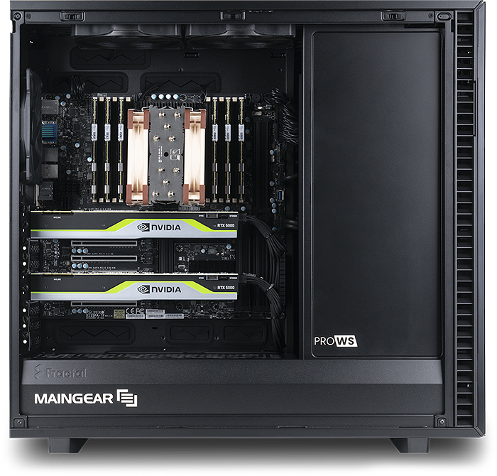 MAINGEAR PRO WS Workstation